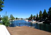Back Deck/Boat Dock