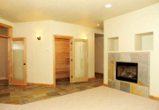 Family Room/Sauna
