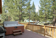2nd Story Deck/Hot Tub