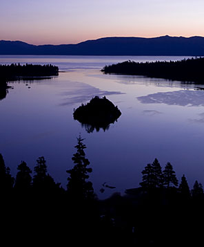 south lake tahoe emerald bay